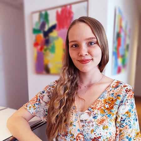 Michelle Hartl - Steuerfachangestellte Steuerkanzlei München